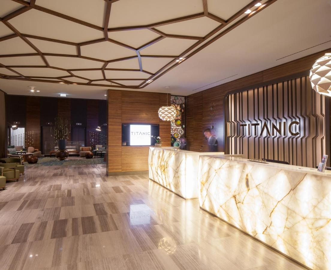 TITANIC Chaussee Berlin - Laterooms