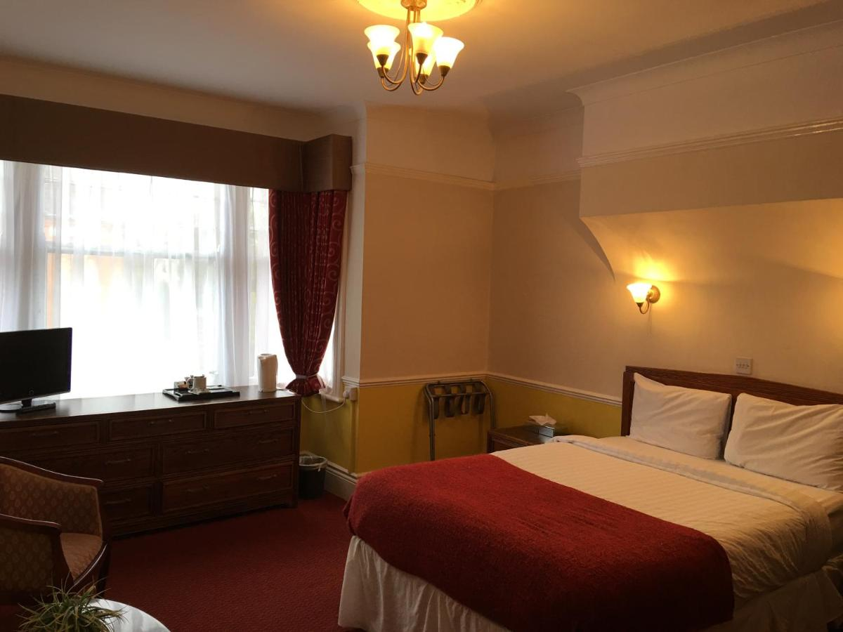 Grosvenor Hotel Rugby - Laterooms