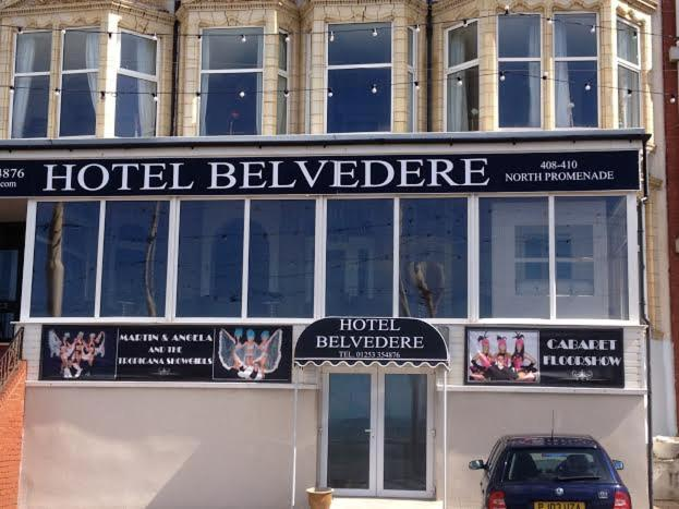 The Hotel Belvedere - Laterooms