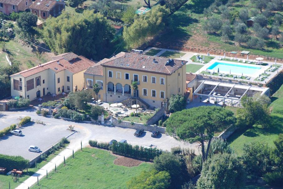 Hotel Villa Cheli - Laterooms