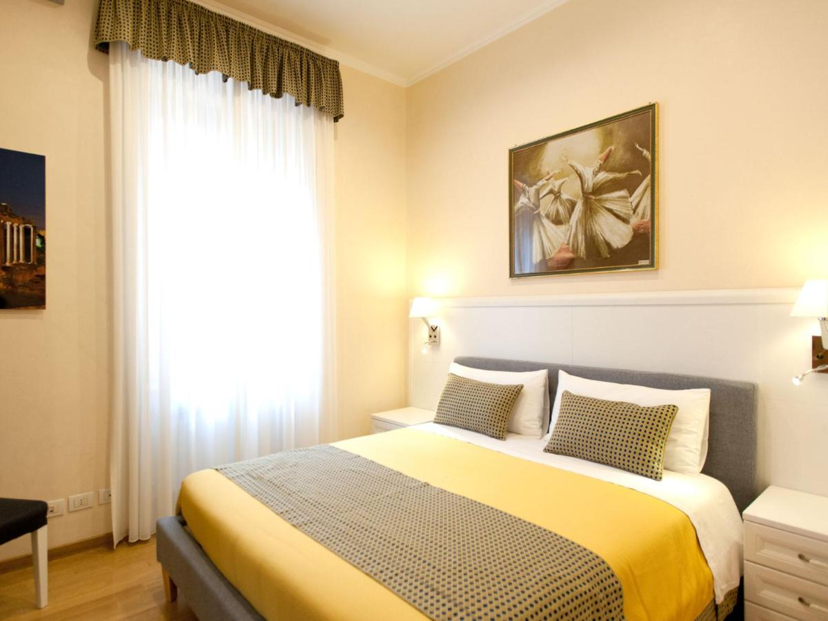 Hotel Sistina - Laterooms