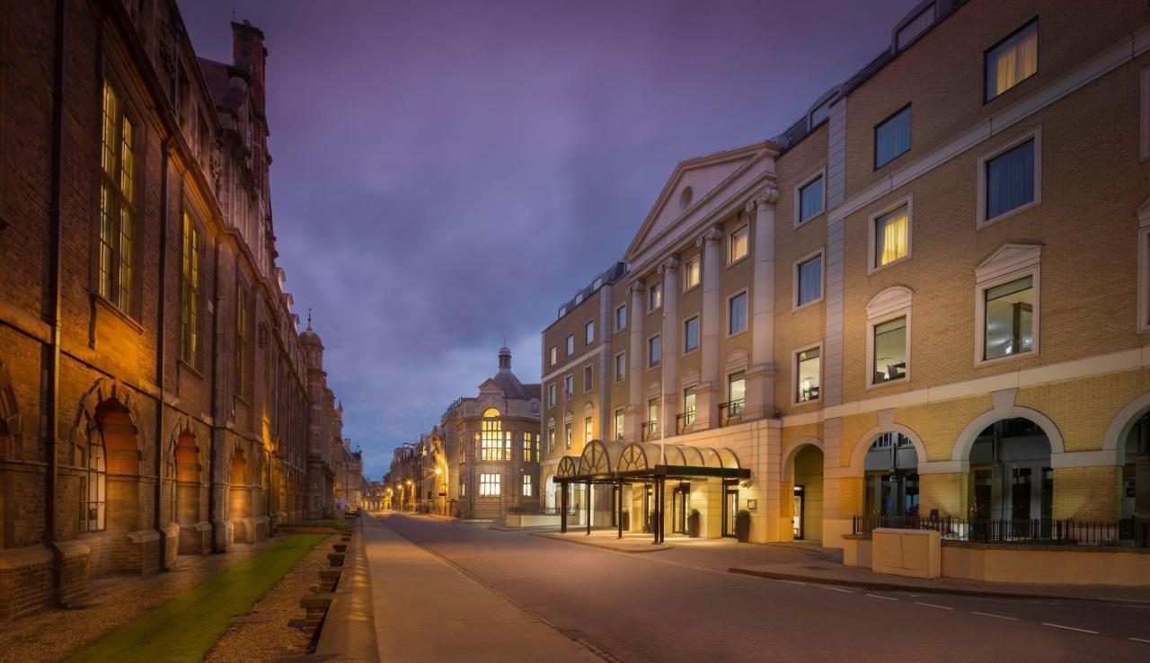 Hilton Cambridge City Centre - Laterooms