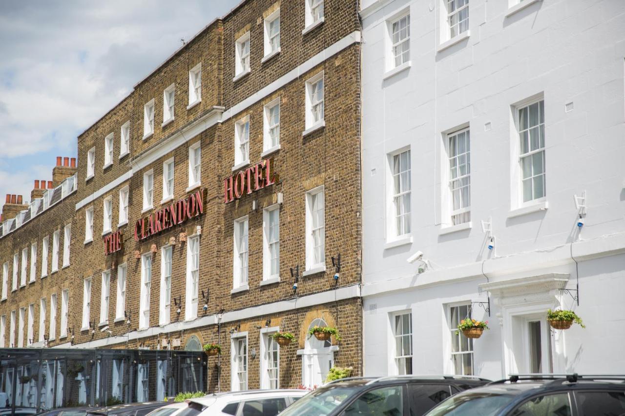Clarendon Hotel - Laterooms