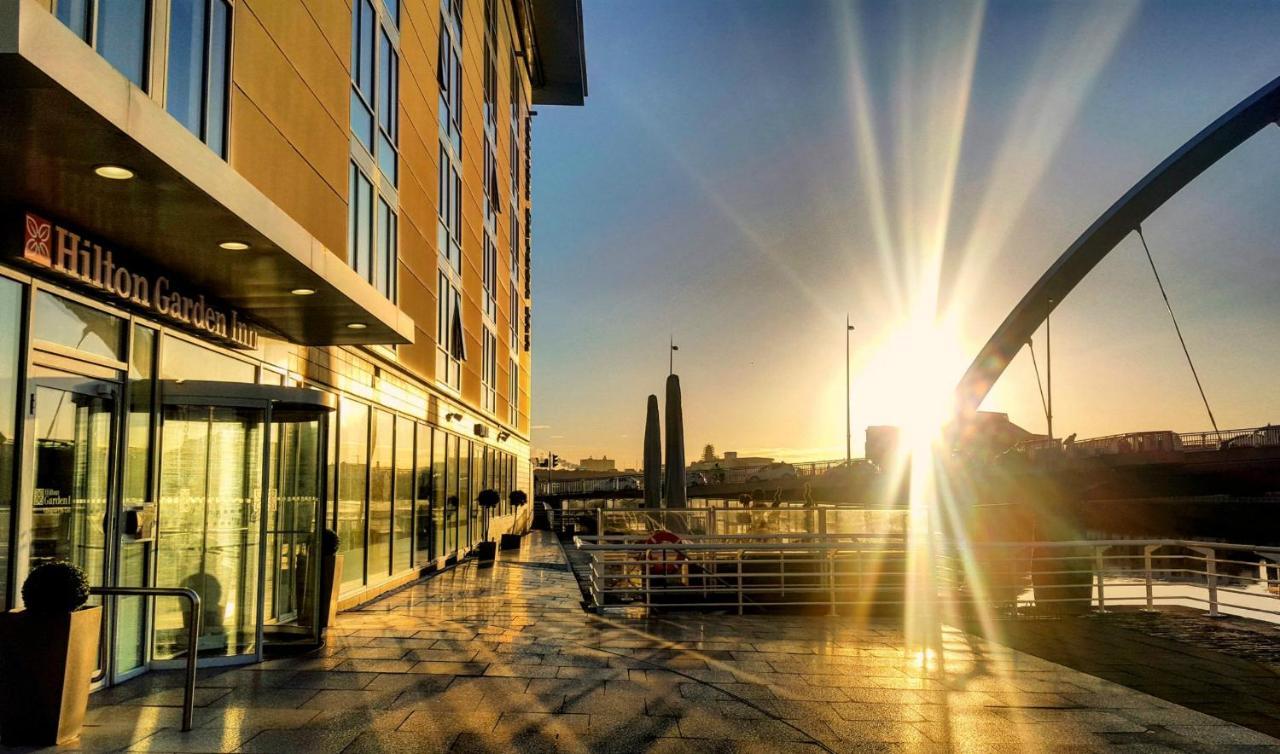 Hilton Garden Inn Glasgow City Centre - Laterooms