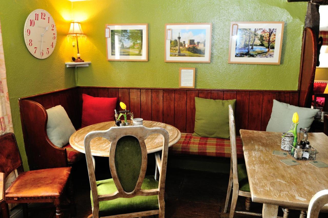 The Castle Arms Inn - Laterooms
