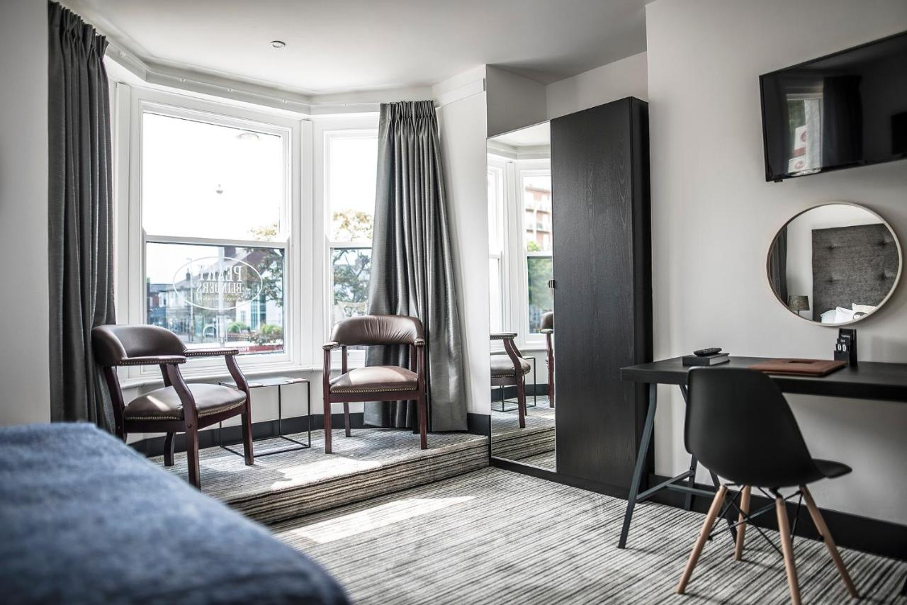 Peaky Blinders Accommodation & Bar - Laterooms