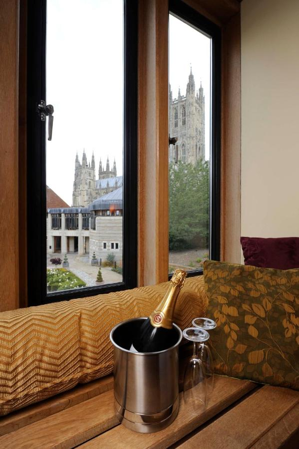 Canterbury Cathedral Lodge - Laterooms