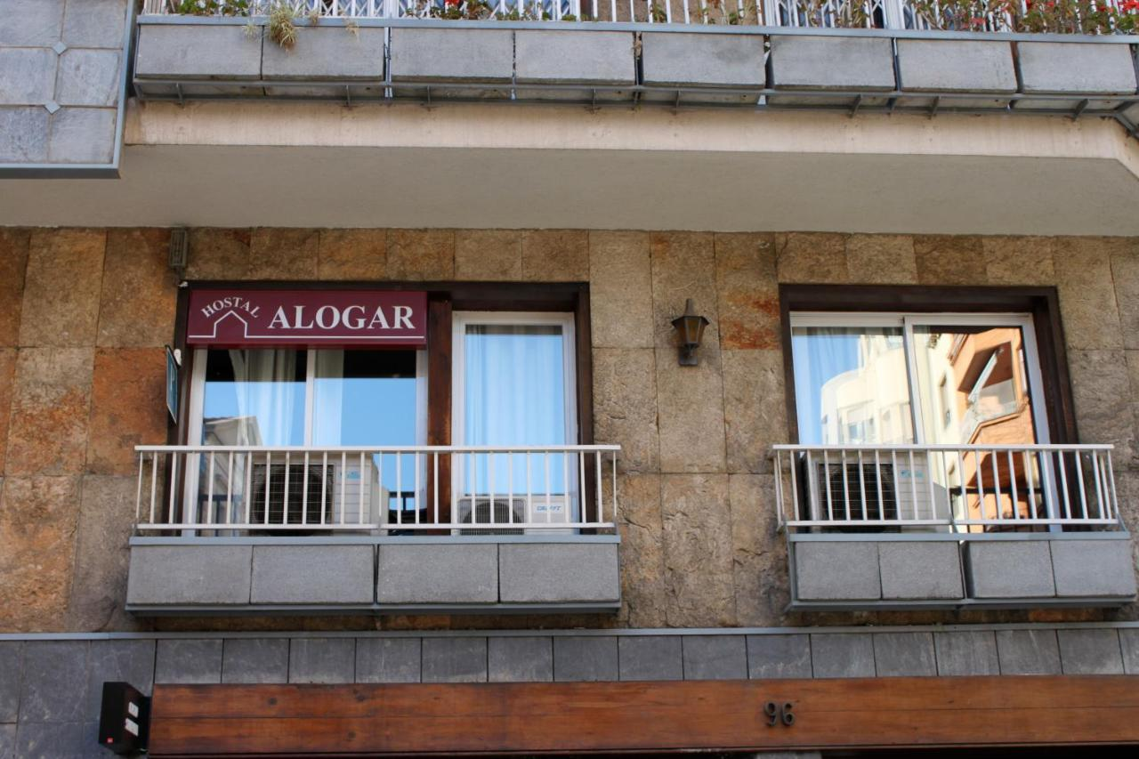 Hostal Alogar - Laterooms