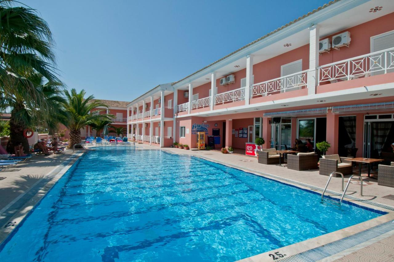 Angelina Hotel & Apartments - Laterooms