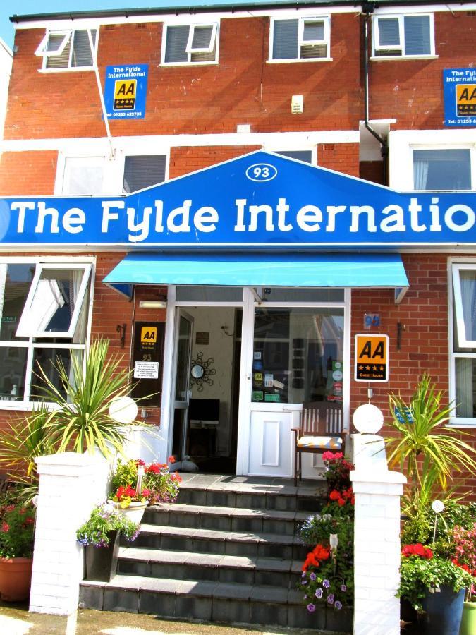 The Fylde International - Laterooms