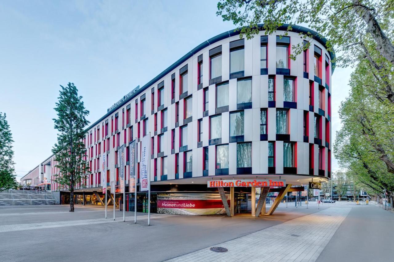 Hilton Garden Inn Stuttgart NeckarPark - Laterooms