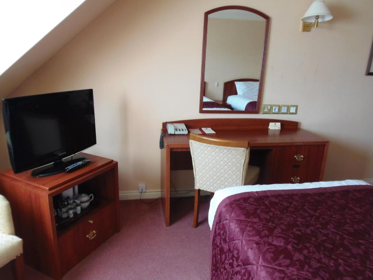 Potters International Hotel - Laterooms