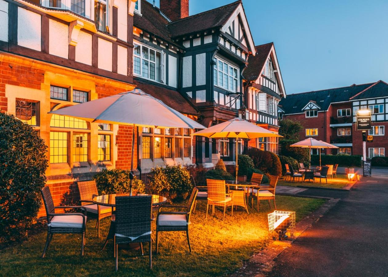 Colwall Park - Hotel, Bar & Restaurant - Laterooms