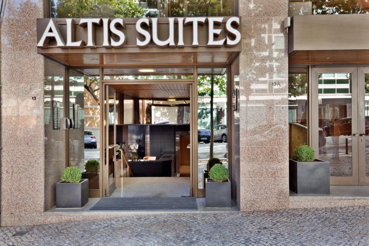 Altis Suites - Laterooms