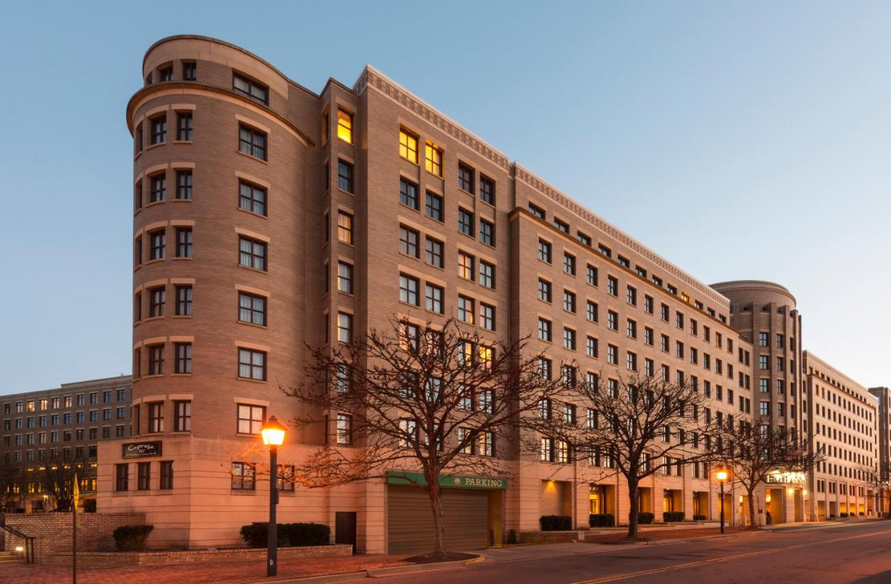 Embassy Suites Alexandria - Old Town - Laterooms