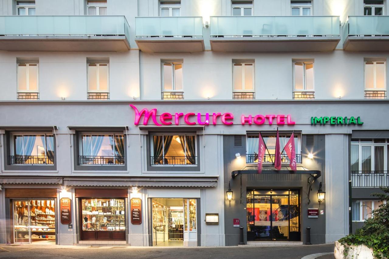 Hôtel Mercure Lourdes Impérial - Laterooms