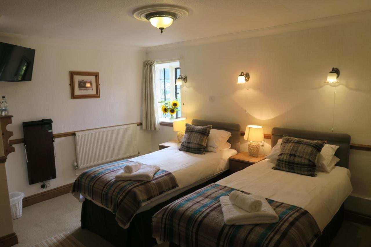 The Helyar Arms - Laterooms