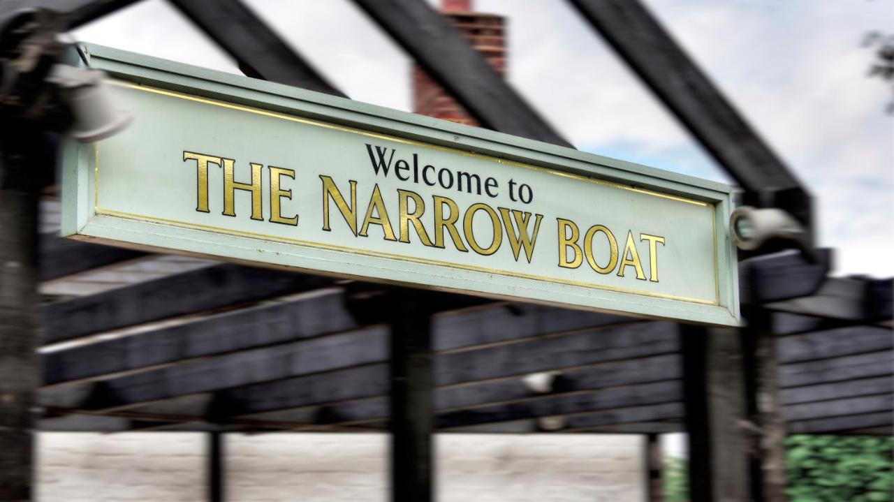 The Narrow Boat at Weedon - Laterooms