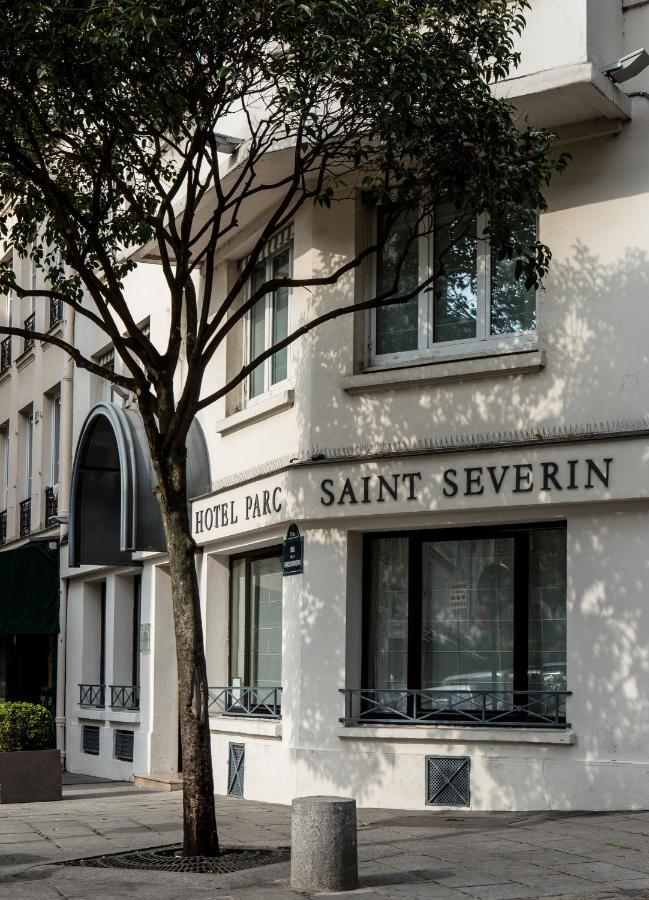 Hotel Parc Saint Severin - Laterooms