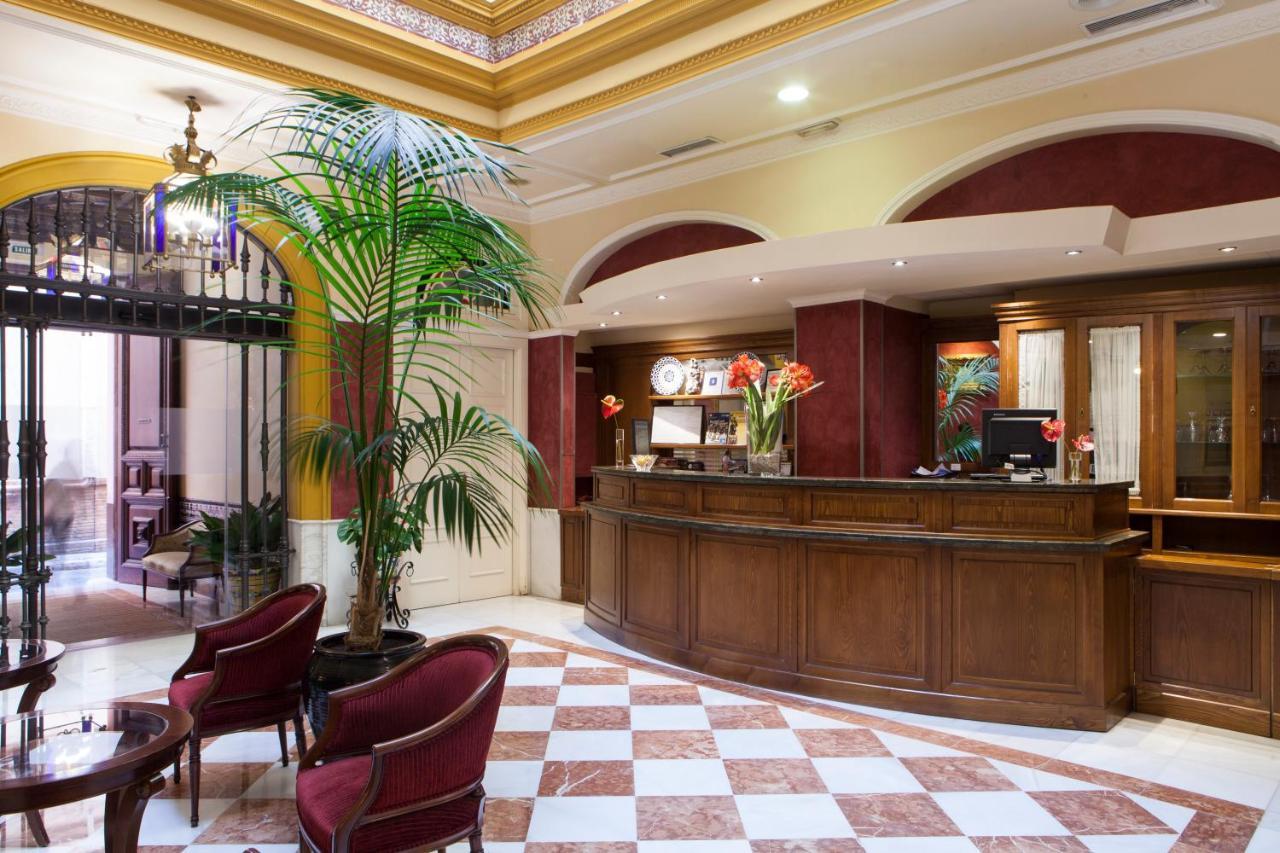 Best Western Hotel Cervantes - Laterooms