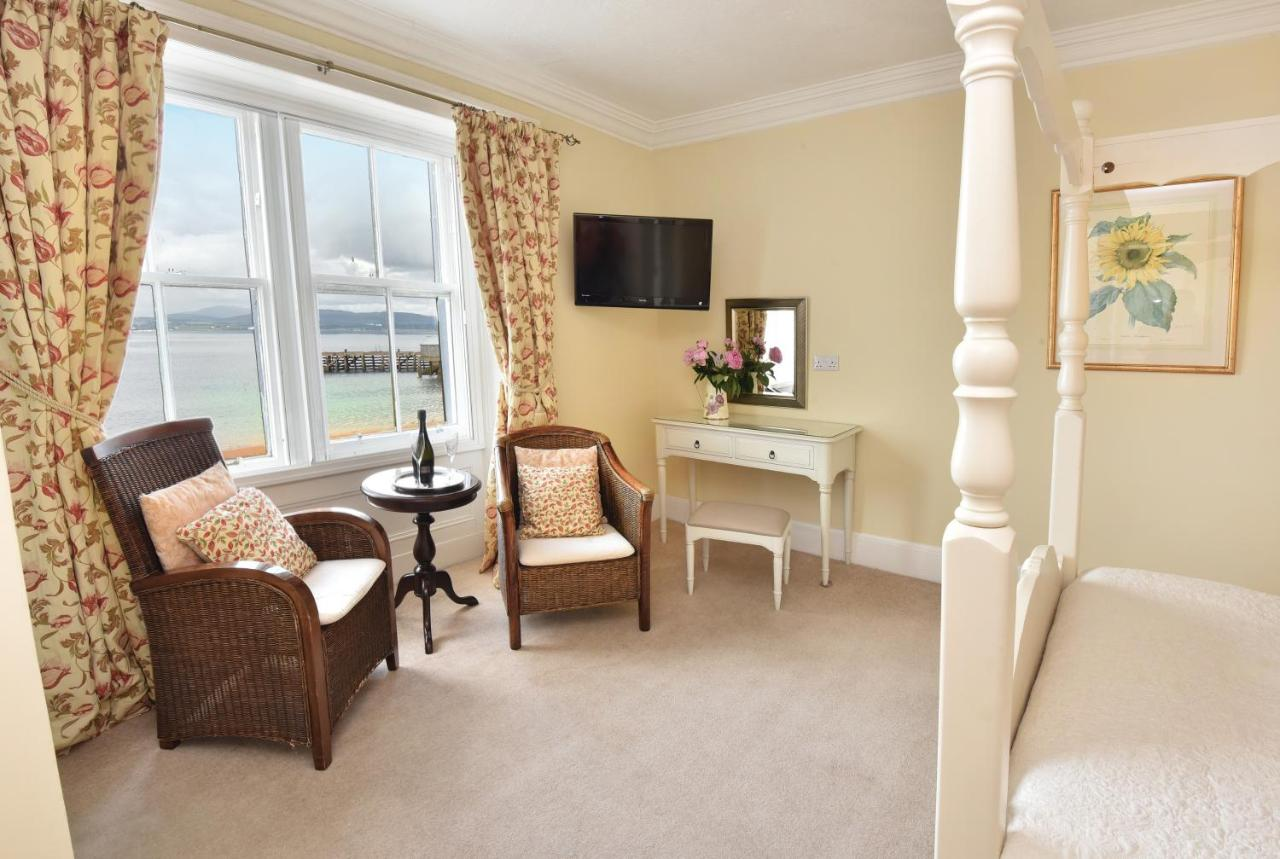 Royal Hotel, Cromarty - Laterooms