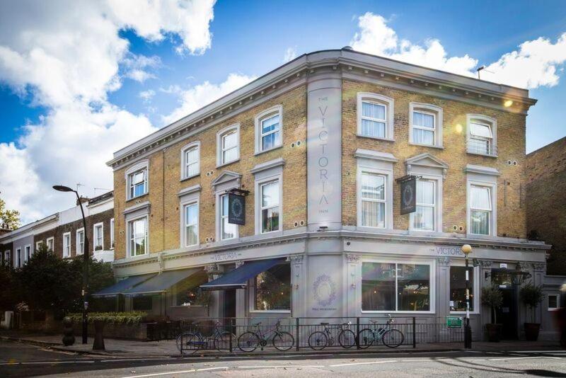 The Victoria Inn - Laterooms