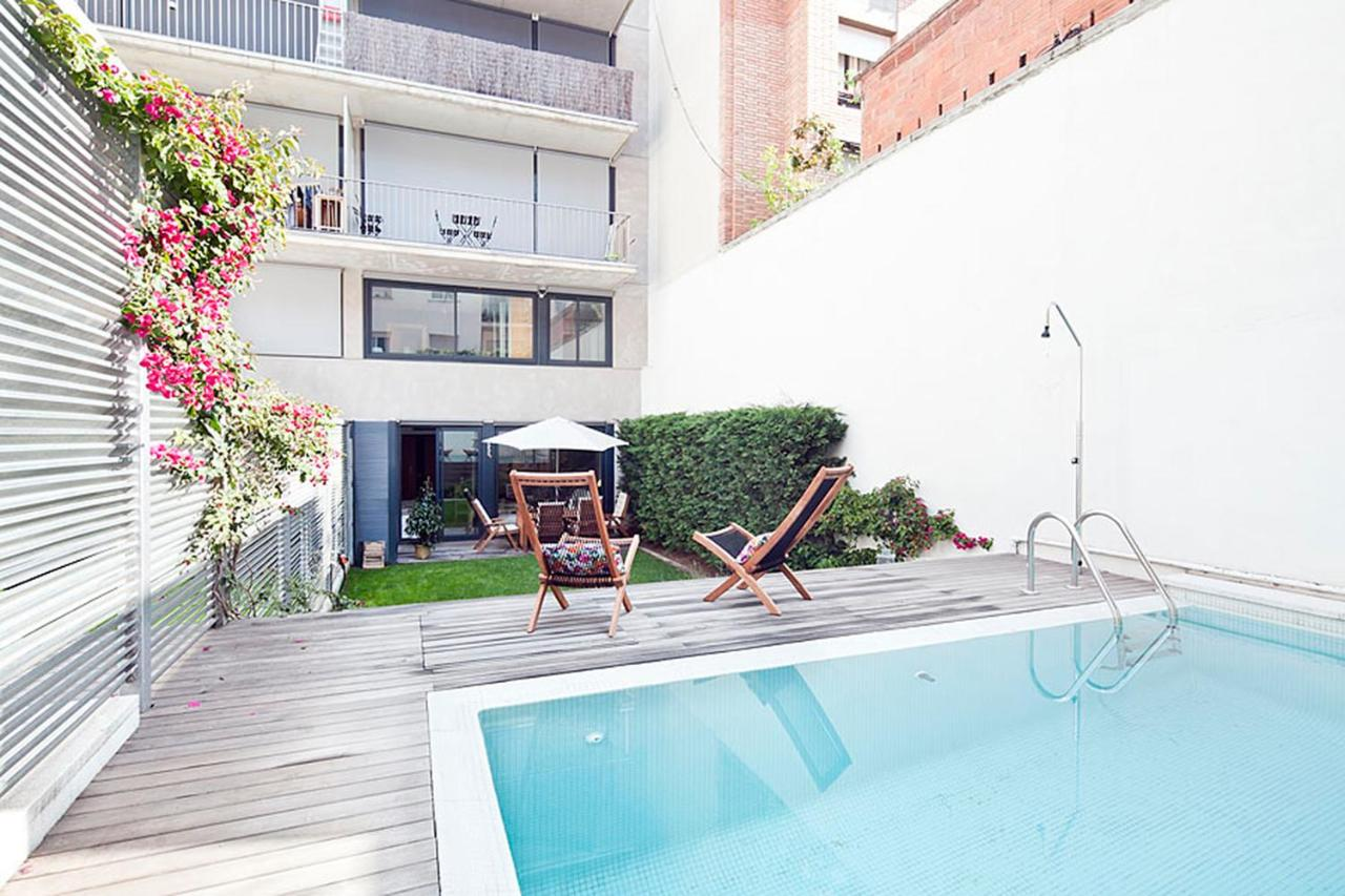 Apartment Barcelona Rentals   Private Pool and Garden Center ...