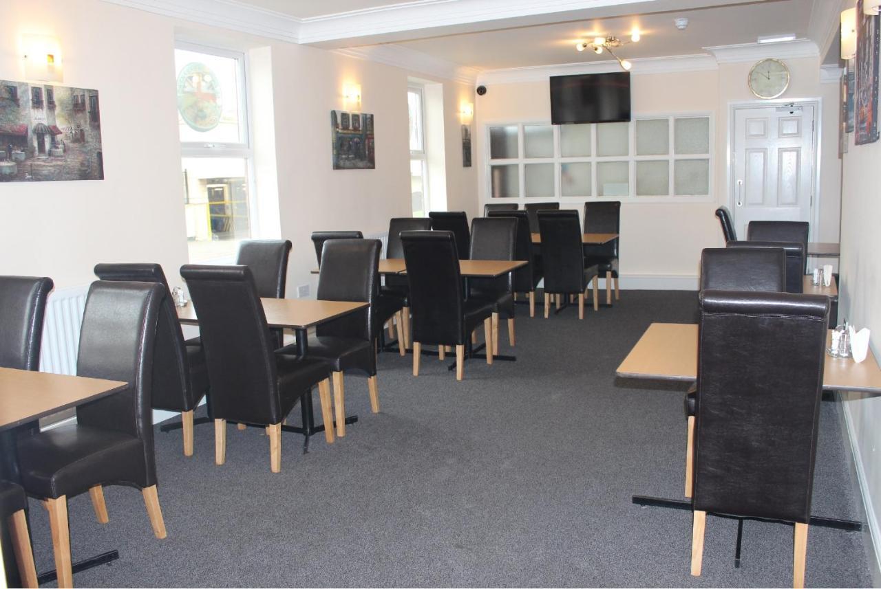Morpeth Lodge - Laterooms