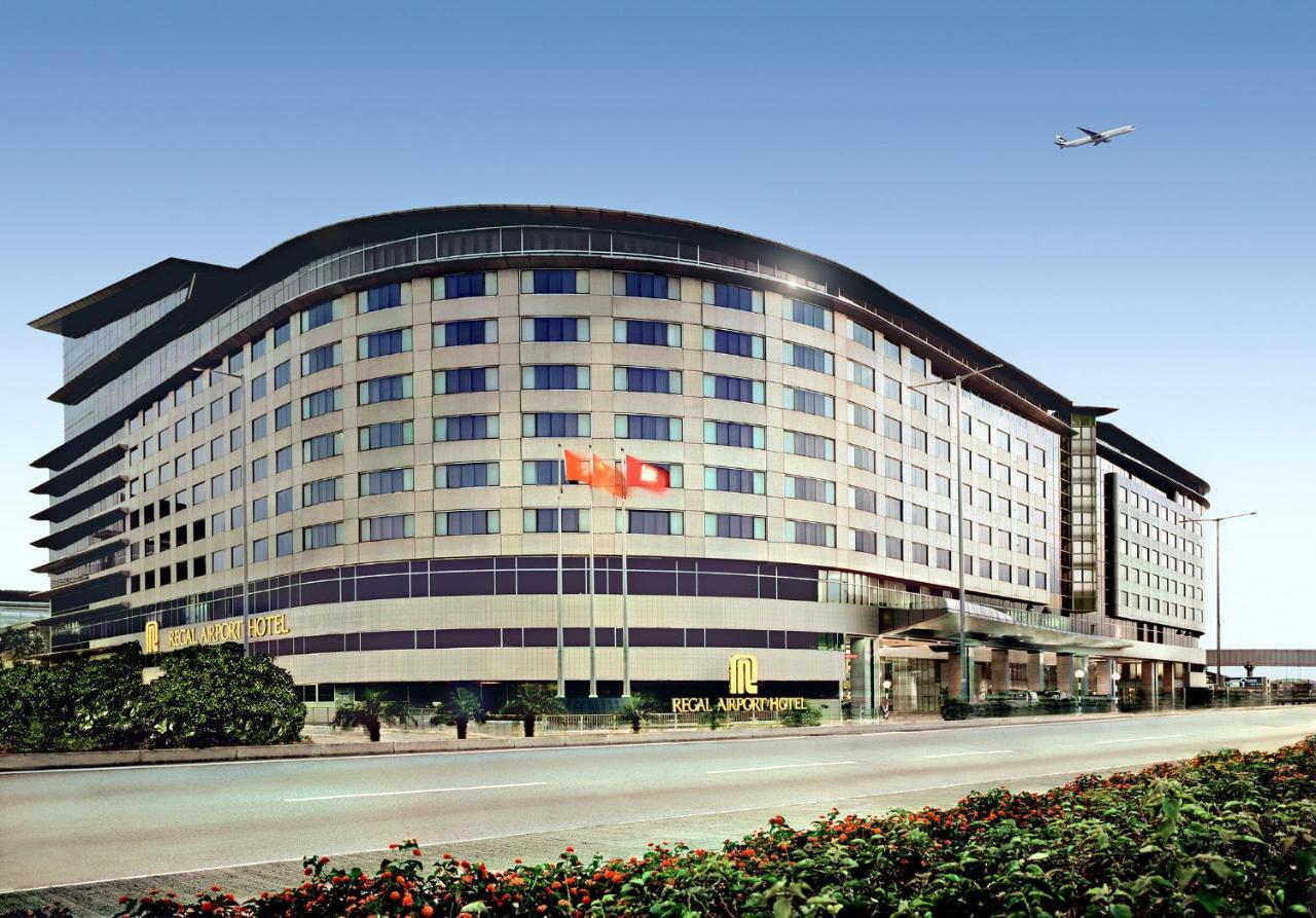 Regal Airport Hotel - Laterooms
