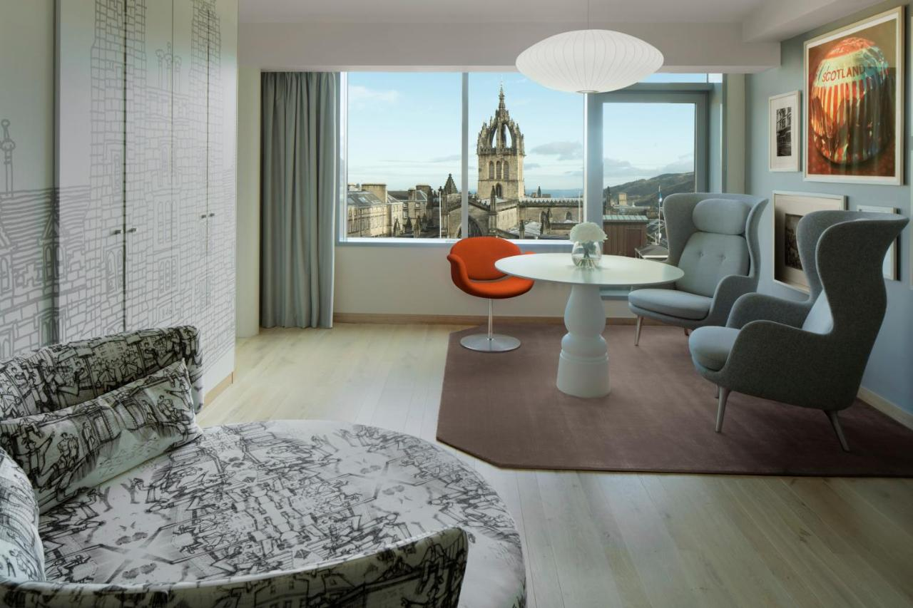 Radisson Collection Hotel, Royal Mile, Edinburgh - Laterooms