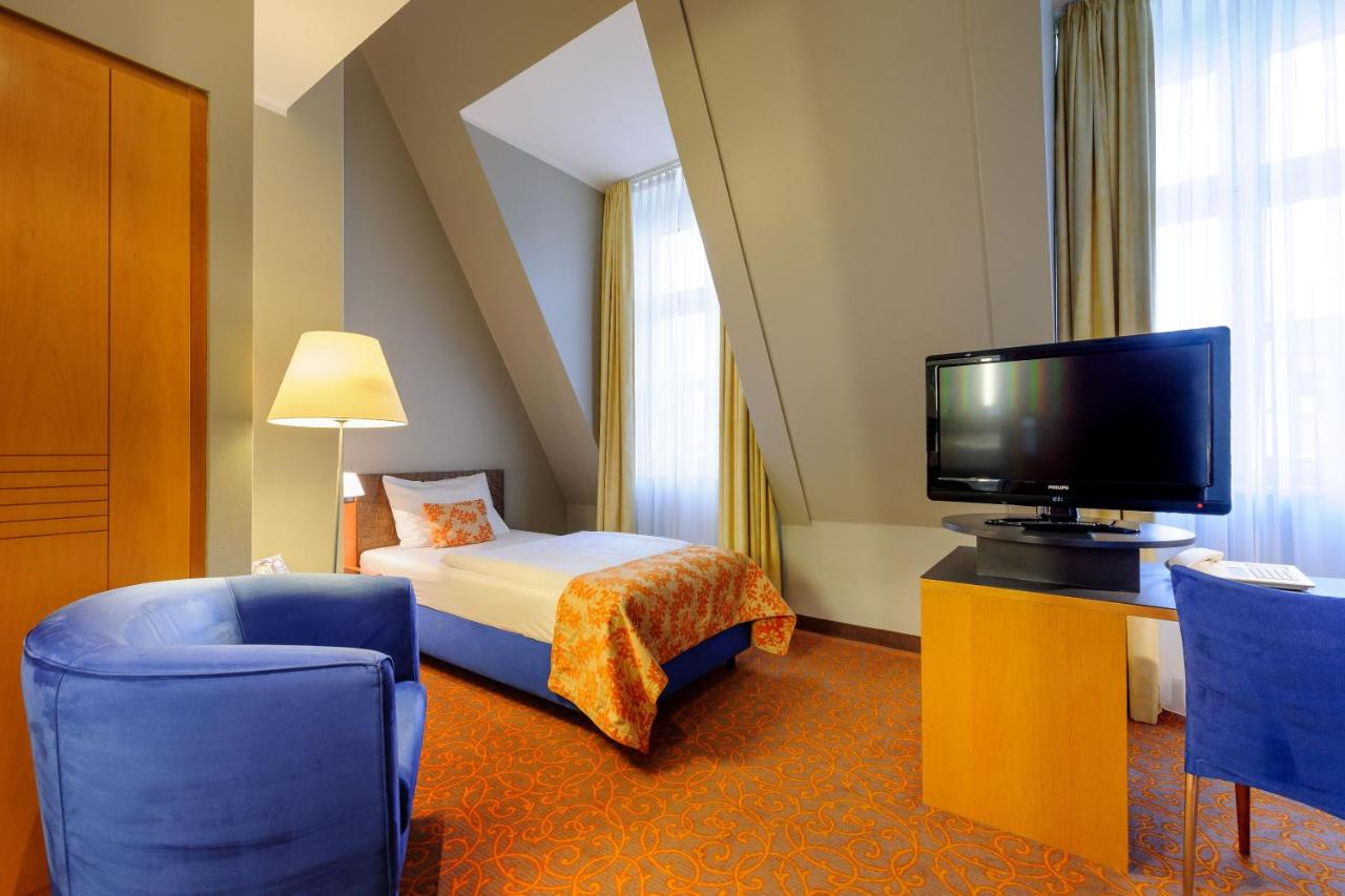 Mercure Hotel & Residenz Berlin Checkpoint Charlie - Laterooms