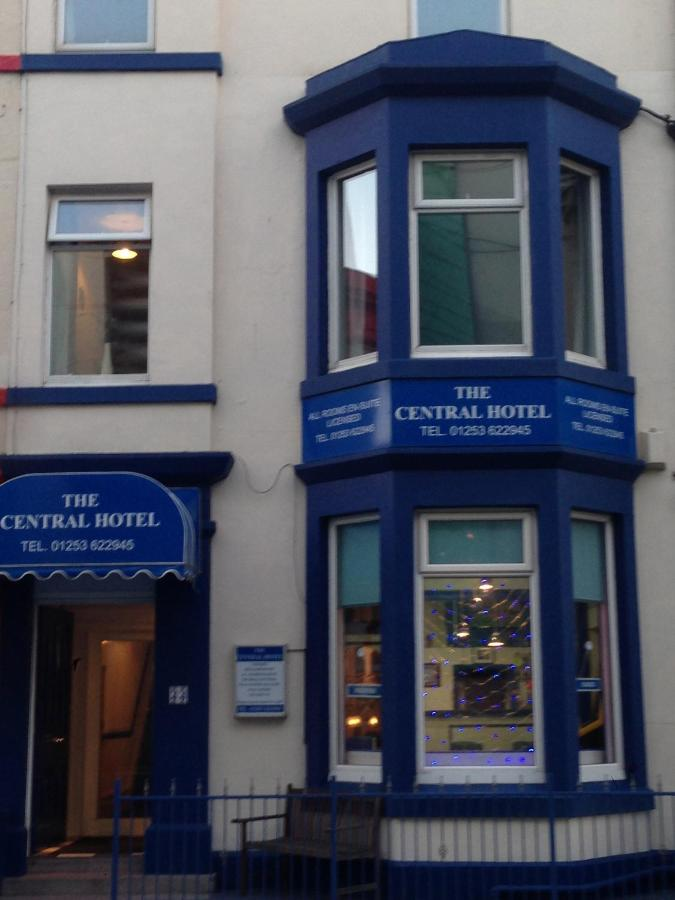 The Central Hotel - Laterooms
