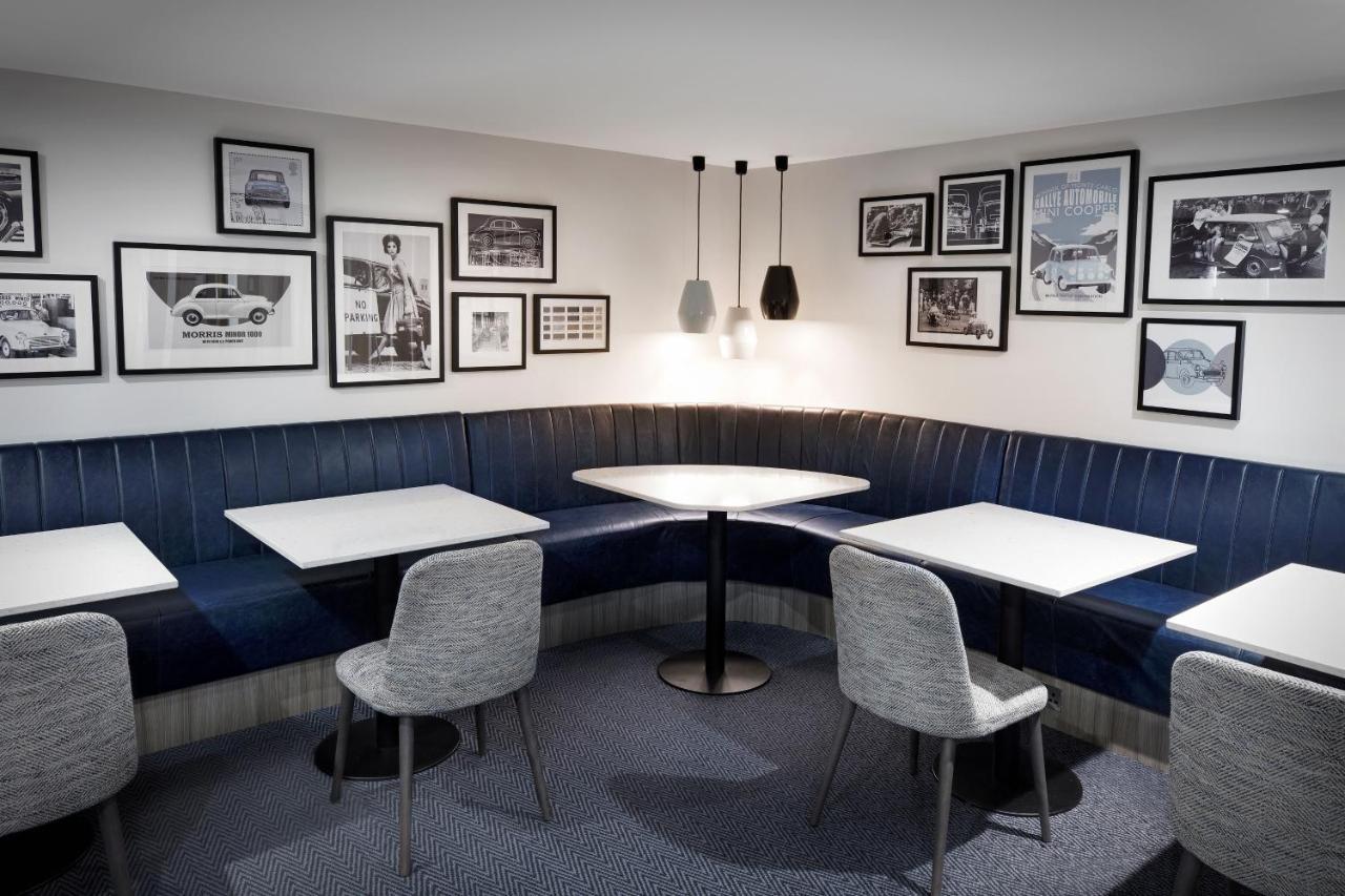 Jurys Inn Oxford - Laterooms