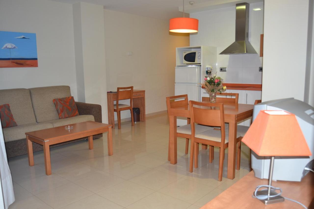 Aparthotel Bahía - Laterooms