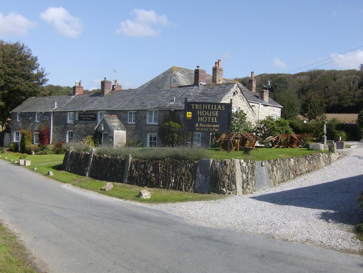 Trehellas House - Laterooms