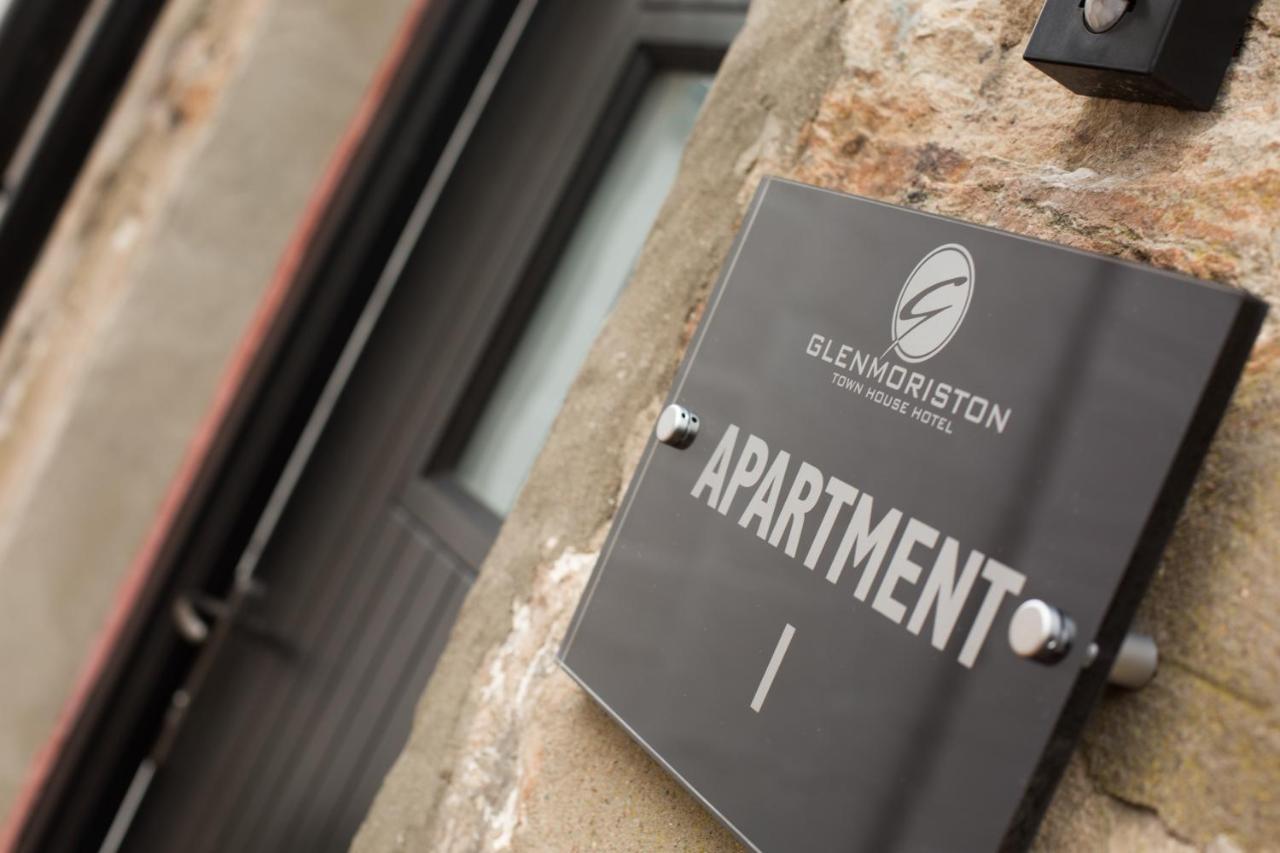 Glenmoriston Town House - A Luxury Town House Hotel - Laterooms