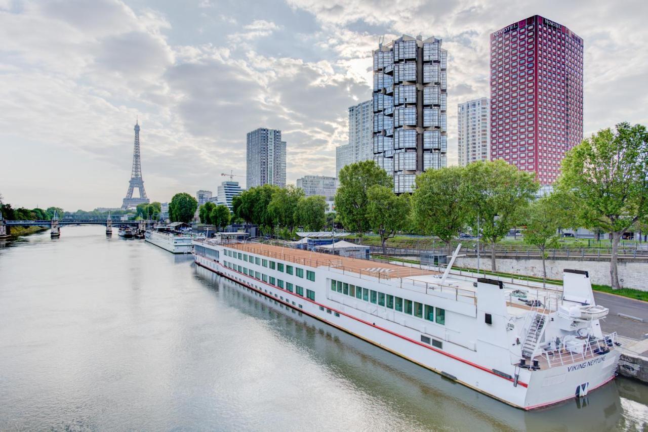 Novotel Paris Centre Tour Eiffel - Laterooms
