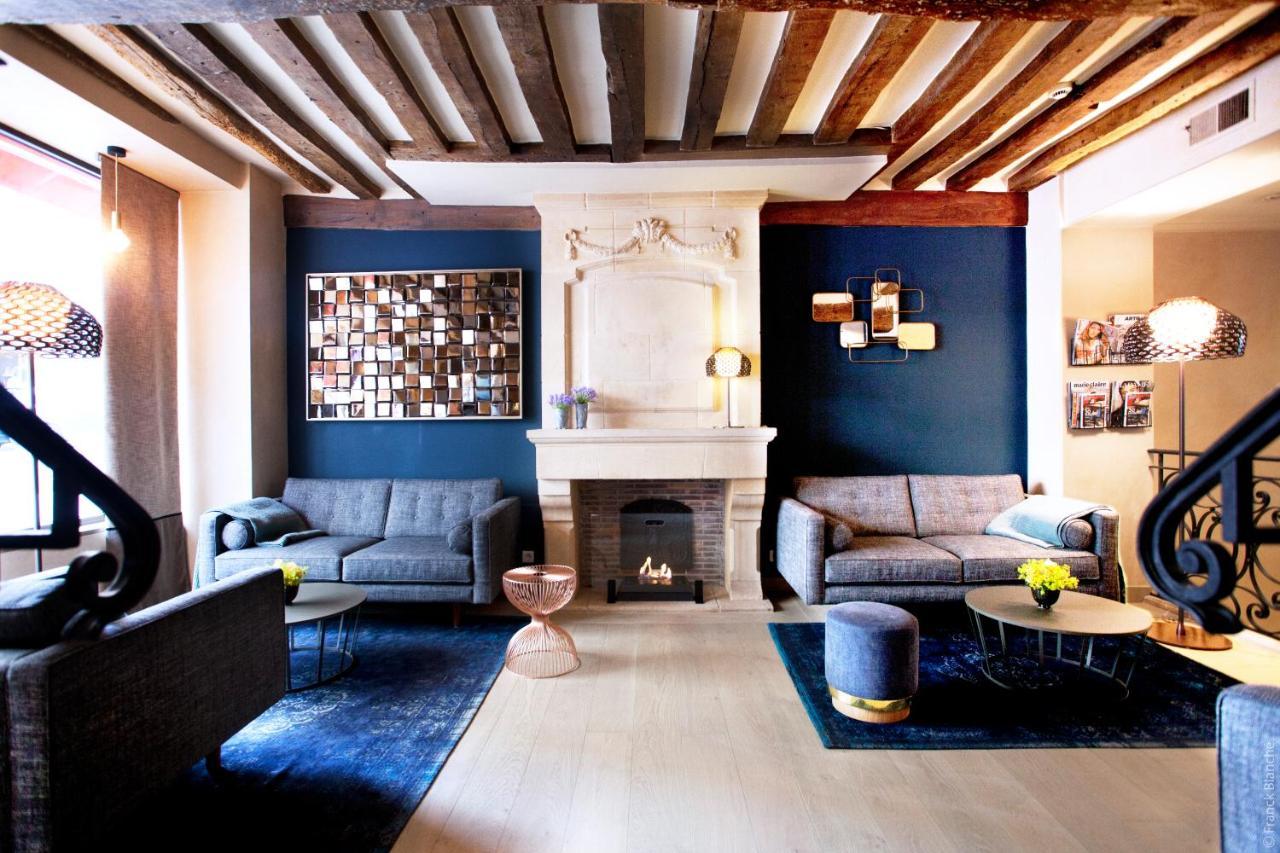 Hotel Sevres Saint Germain - Laterooms