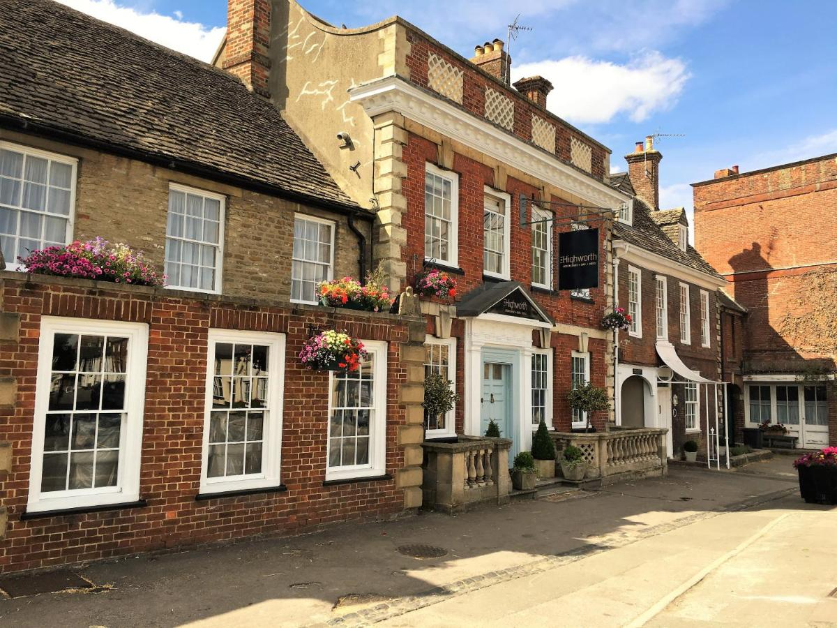 The Highworth Hotel - Laterooms