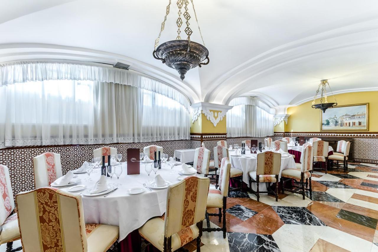 Tryp Sevilla Macarena Hotel - Laterooms