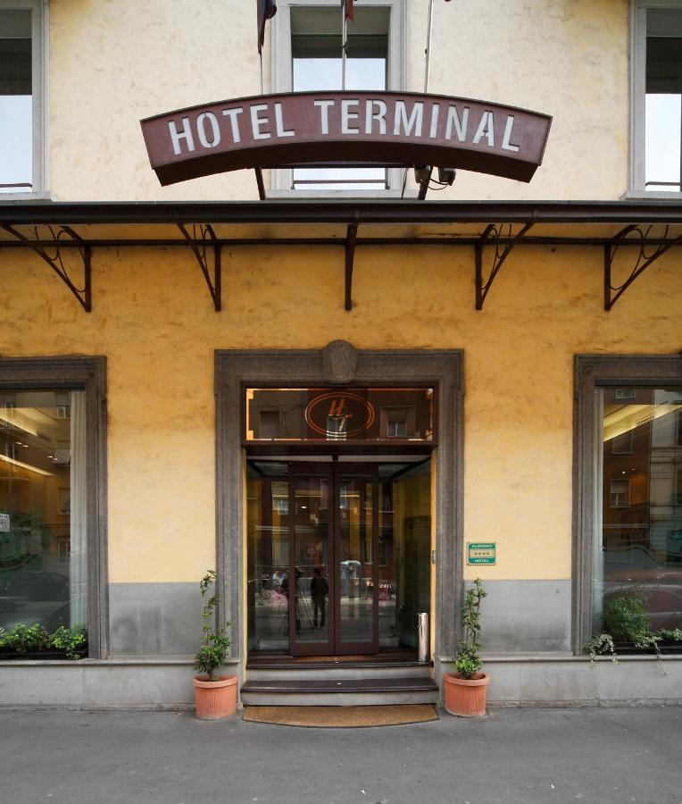 Hotel Terminal - Laterooms
