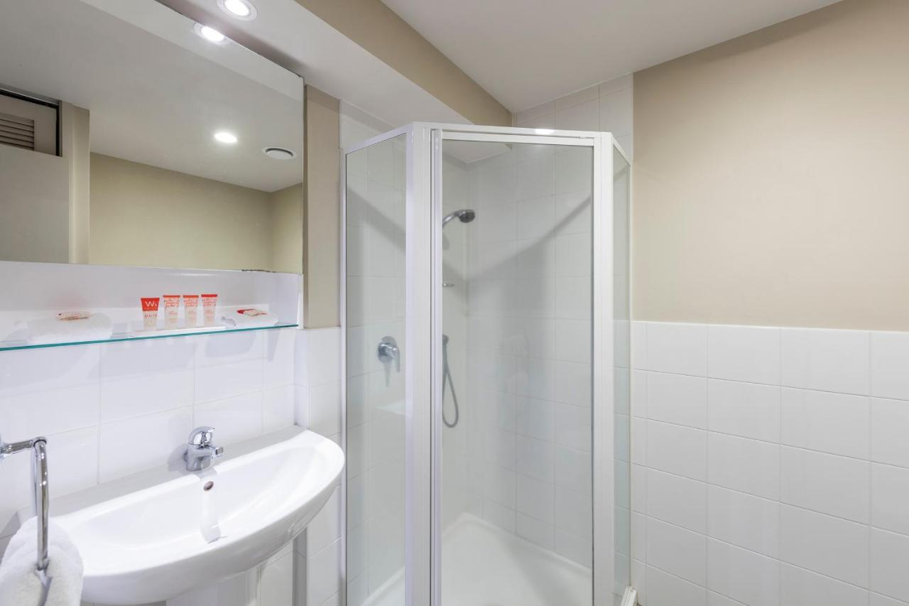 Hotel Grand Chancellor Auckland City - Laterooms