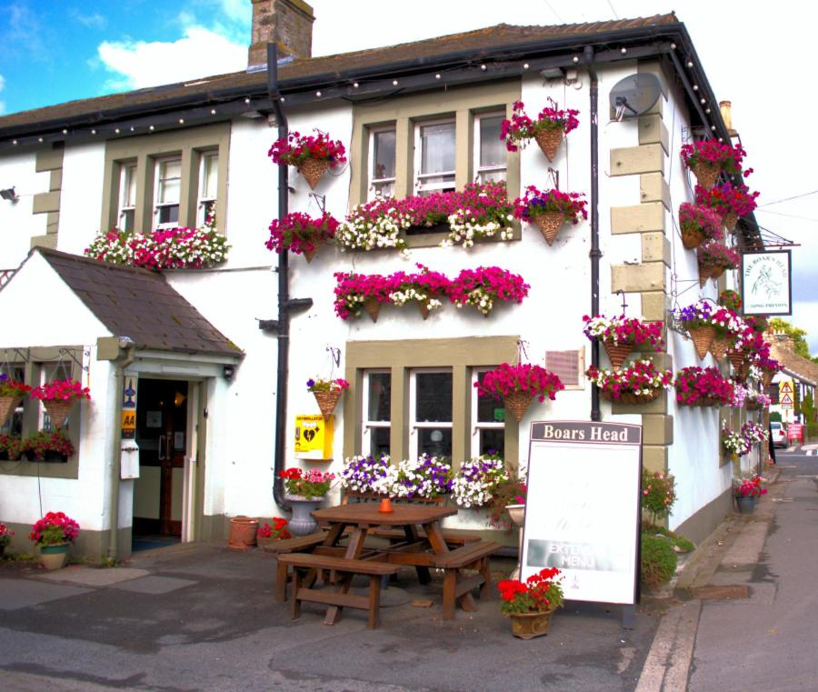 The Boars Head - Laterooms