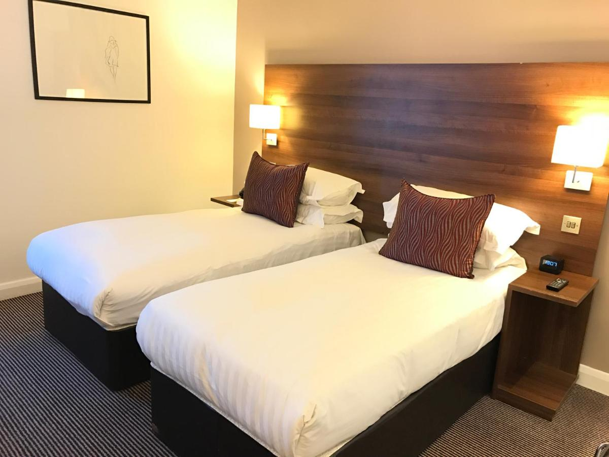 DoubleTree by Hilton Hotel & Spa Chester - Laterooms