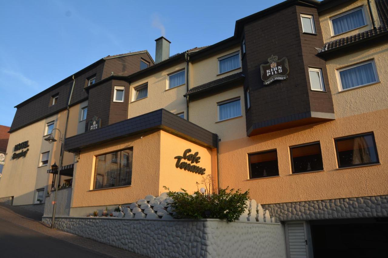 Hotel Berghof - Laterooms