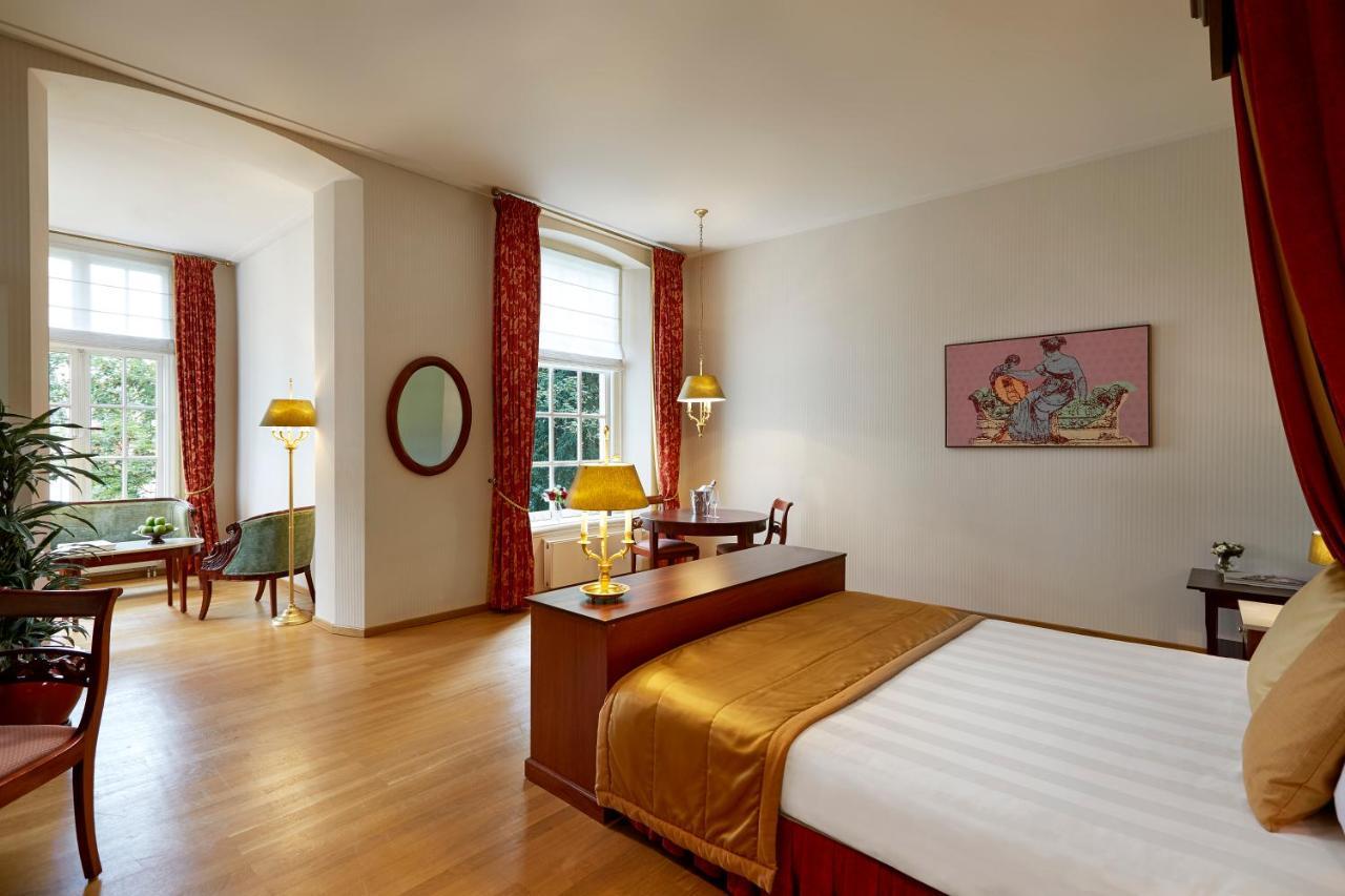 Grand Hotel Karel V - Laterooms