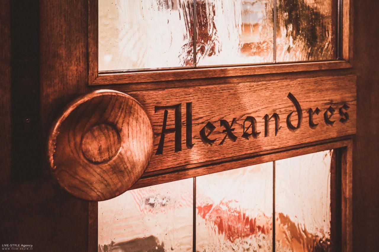 Hotel Alexandres - Laterooms