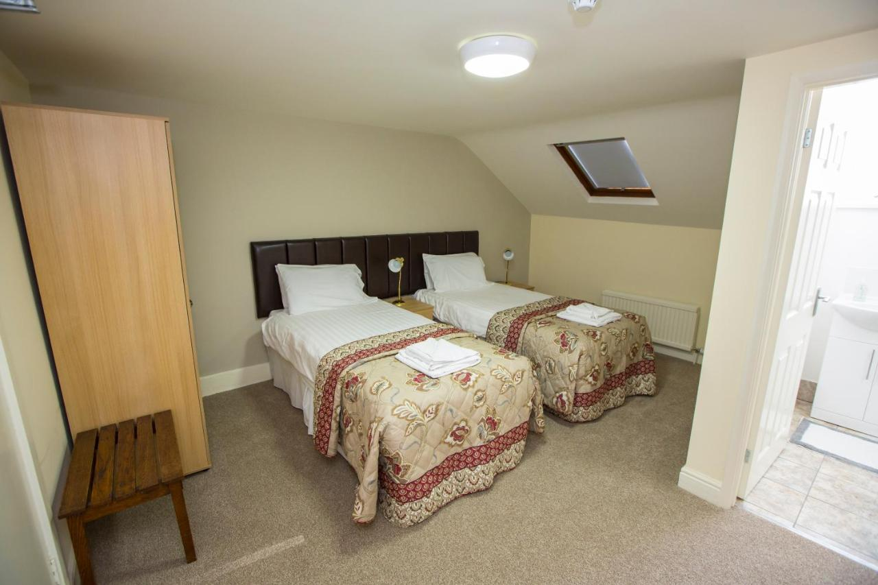 The Golf Hotel - Laterooms