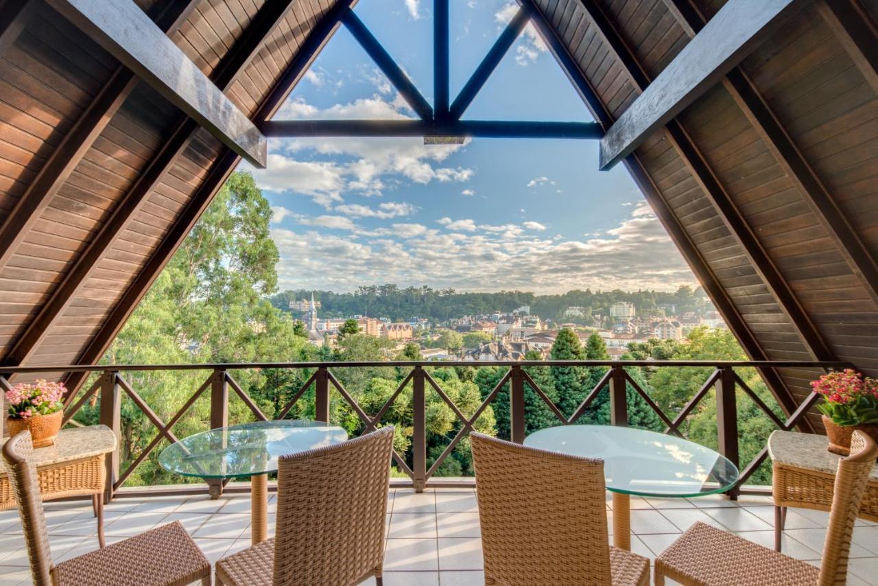 Hotel Wish Serrano - Gramado - Foto Booking