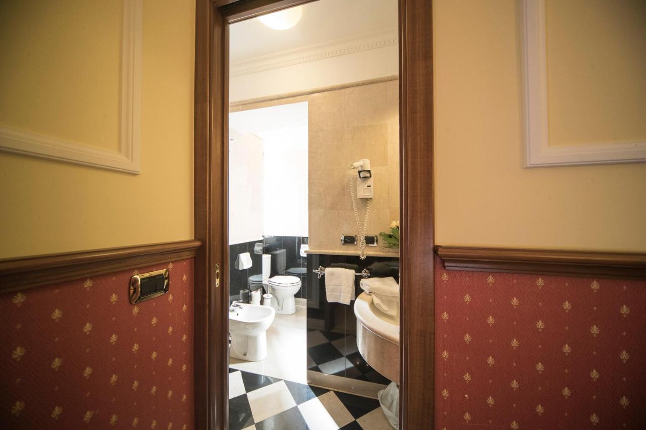 Hotel Donatello - Laterooms